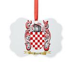 Baszek Picture Ornament