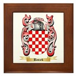 Baszek Framed Tile