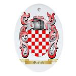 Baszek Ornament (Oval)