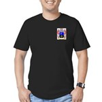 Bastianon Men's Fitted T-Shirt (dark)