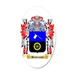 Bastianon Oval Car Magnet