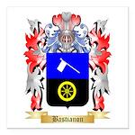 Bastianon Square Car Magnet 3