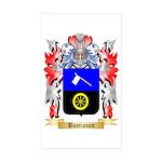 Bastianon Sticker (Rectangle 50 pk)