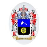 Bastianon Ornament (Oval)