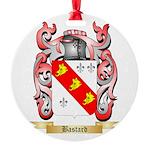 Bastard Round Ornament