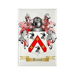 Bassot Rectangle Magnet (100 pack)