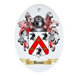 Bassot Ornament (Oval)