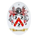 Bassone Ornament (Oval)