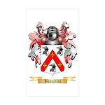 Bassolino Sticker (Rectangle 10 pk)