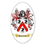 Bassolino Sticker (Oval 50 pk)