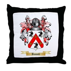 Bassoli Throw Pillow