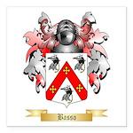 Basso Square Car Magnet 3