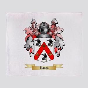 Basso Throw Blanket
