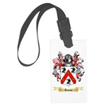 Bassis Large Luggage Tag