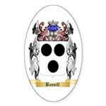 Bassill Sticker (Oval 10 pk)