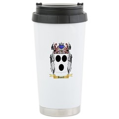 Bassill Stainless Steel Travel Mug