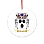 Bassill Ornament (Round)