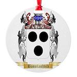 Bassilashvili Round Ornament