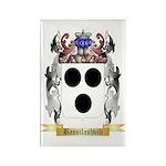 Bassilashvili Rectangle Magnet (10 pack)