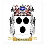 Bassilashvili Square Car Magnet 3