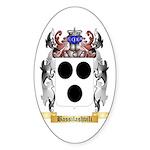 Bassilashvili Sticker (Oval)