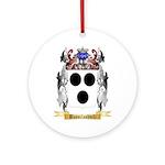 Bassilashvili Ornament (Round)