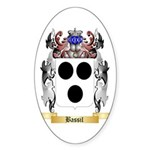 Bassil Sticker (Oval)