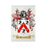 Bassetti Rectangle Magnet (100 pack)
