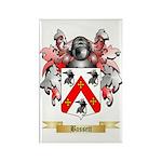 Bassett Rectangle Magnet (100 pack)