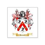 Bassett Square Sticker 3