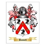 Bassett Small Poster