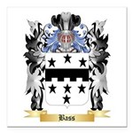 Bass (Germany) Square Car Magnet 3