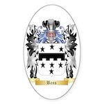 Bass (Germany) Sticker (Oval 50 pk)