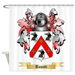 Basotti Shower Curtain