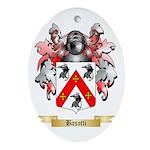 Basotti Ornament (Oval)