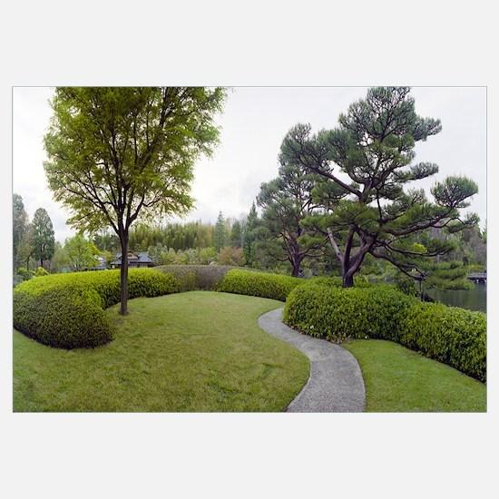 Japanese Garden, Showa Memorial Park, Akishima, To