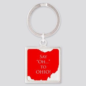 Say 'Oh...' To Ohio Keychains