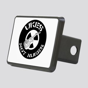 Ukes Not Nukes Hitch Cover