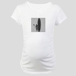 Ipaddle Maternity T-Shirt