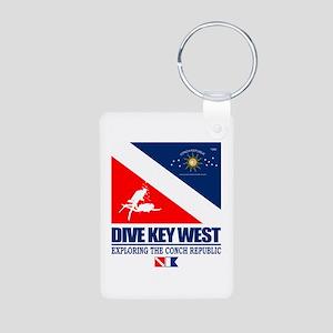 Dive Key West Keychains