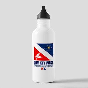 Dive Key West Water Bottle