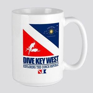 Dive Key West Mug