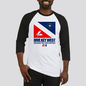Dive Key West Baseball Jersey