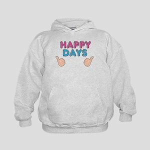 'Happy Days' Kids Hoodie