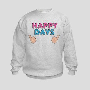 'Happy Days' Kids Sweatshirt