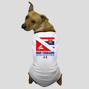 Dive Thailand Dog T-Shirt