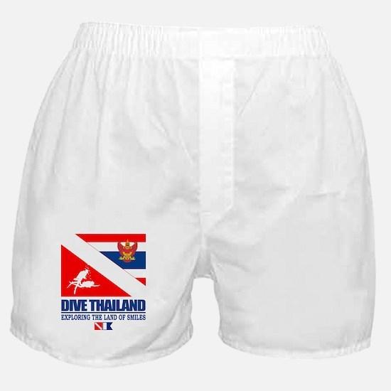 Dive Thailand Boxer Shorts