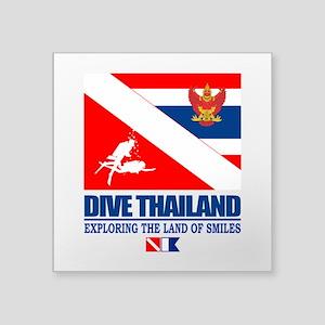 Dive Thailand Sticker