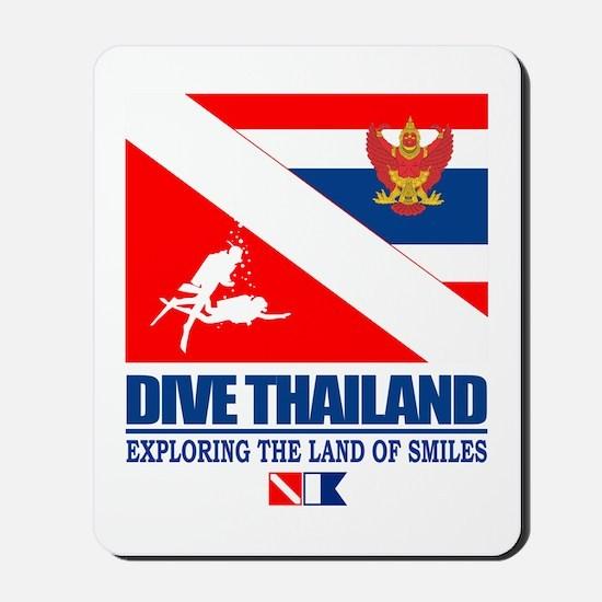 Dive Thailand Mousepad