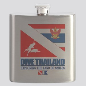 Dive Thailand Flask